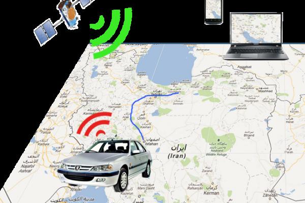 ردیاب خودرو جی پی اس ماشین دزدگیر ماهواره ای
