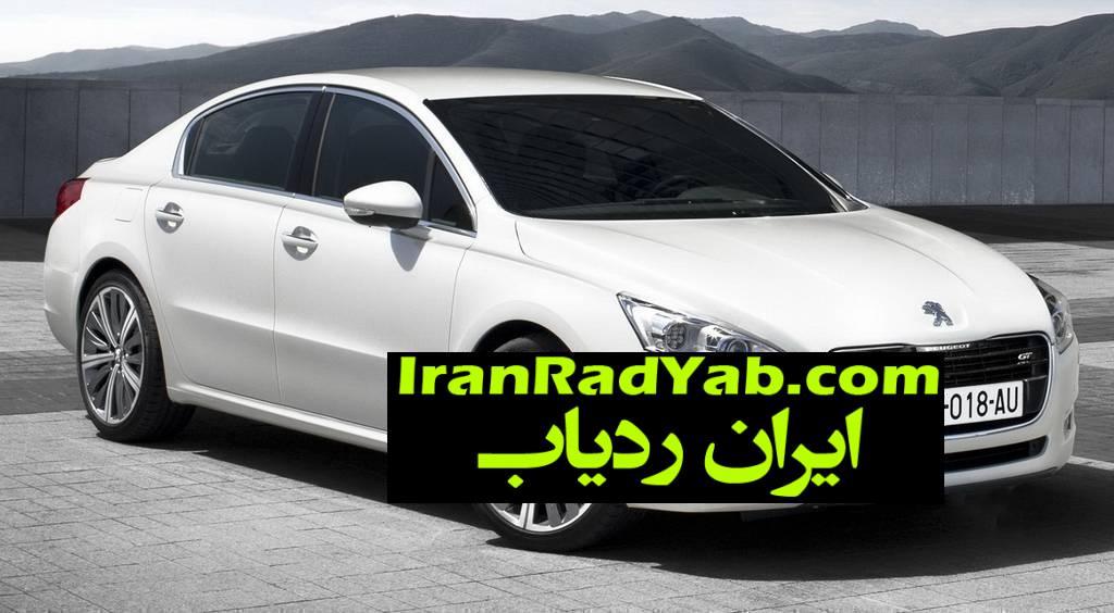 اولین تجربه رانندگی با پژو ۵۰۸ محصول جدید ایران خودرو